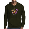 Dryer flower 1 Mens Hoodie