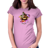 Dryer flower 1 Womens Fitted T-Shirt