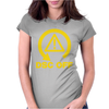 DSC Off Track Day Womens Fitted T-Shirt