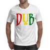 Dub Reggae Club Step Music Rasta Cool Retro Mens T-Shirt