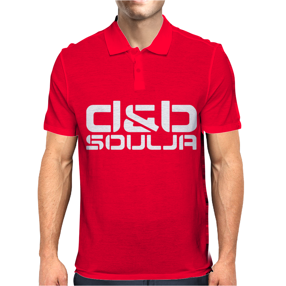 Dubstep Drum And Bass Mens Polo