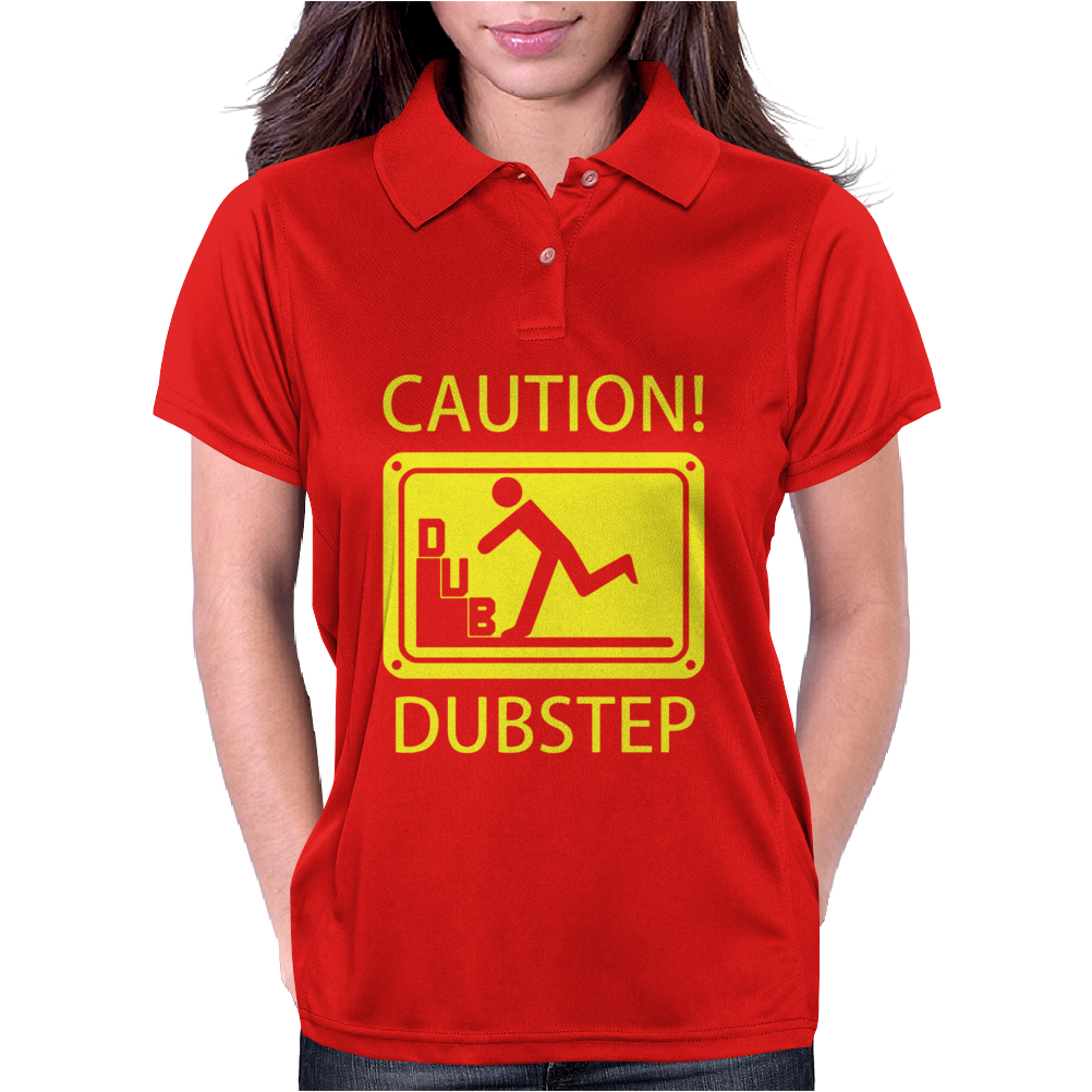 Dubstep Womens Polo