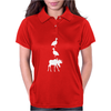 Duck Duck Moose Funny Womens Polo