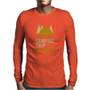 Dude That Camp Trip In Tents Funny Mens Long Sleeve T-Shirt