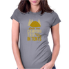 Dude That Camp Trip In Tents Funny Womens Fitted T-Shirt