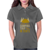 Dude That Camp Trip In Tents Funny Womens Polo