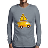 Dump Truck Mens Long Sleeve T-Shirt