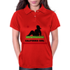 Dumptruck CA Girl Womens Polo
