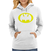 Dun dun Mouse I the night Womens Hoodie