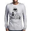 Dungeon Master Cloak Mens Long Sleeve T-Shirt