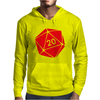 Dungeons & Dragons inspired Mens Hoodie
