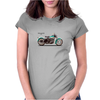 Duo-Glide 1958 Womens Fitted T-Shirt