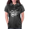 DW Drum Music Instrument Logo Womens Polo