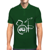 DW Drum Music Instrument Mens Polo