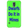 Dwarfs do it in mines Phone Case