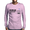 Dyziplen Unbreakable Kimmy Schmidt Mens Long Sleeve T-Shirt