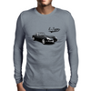 E-Type Jaguar Mens Long Sleeve T-Shirt
