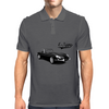 E-Type Jaguar Mens Polo