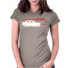 E30 Car Womens Fitted T-Shirt