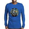 Eagle Baraka Mens Long Sleeve T-Shirt