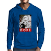 Eagle Dope Tshirt Astronaut Hipster Mens Hoodie