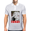 Eagle Dope Tshirt Astronaut Hipster Mens Polo