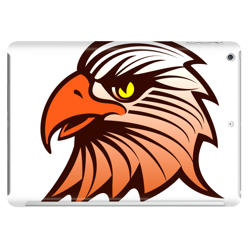 eagle head Tablet (horizontal)