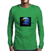 Eagles Head  Mens Long Sleeve T-Shirt