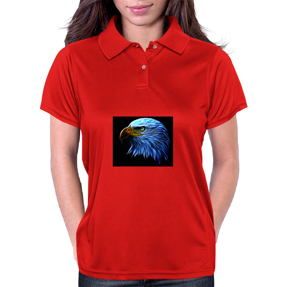 Eagles Head  Womens Polo