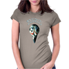 Eagles Skull Womens Fitted T-Shirt