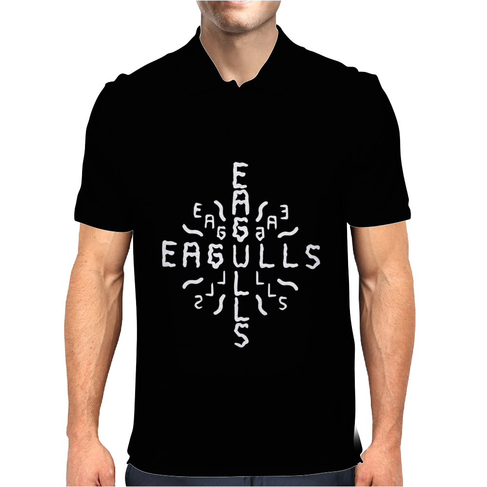 Eagulls Mens Polo