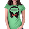 EARGASM Womens Fitted T-Shirt