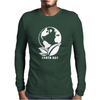 Earth Day Planet Mens Long Sleeve T-Shirt