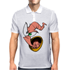 Earthworm Jim Mens Polo