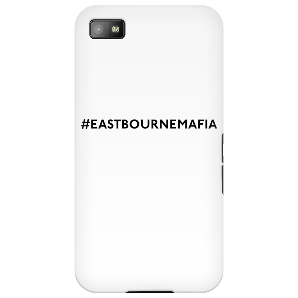 #EastbourneMafia | Joe Weller, Fire in The Car Park Phone Case