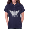 Easy Rider Motorcycle Womens Polo