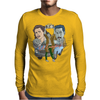 Eat Brainything from Zombie Love Mens Long Sleeve T-Shirt