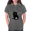 Eat my shit - cat Womens Polo