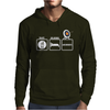 Eat Sleep Archery Mens Hoodie