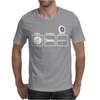 Eat Sleep Archery Mens T-Shirt