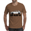 Eat-Sleep-Audi A1 Mens T-Shirt