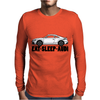 Eat Sleep Audi TT Mens Long Sleeve T-Shirt