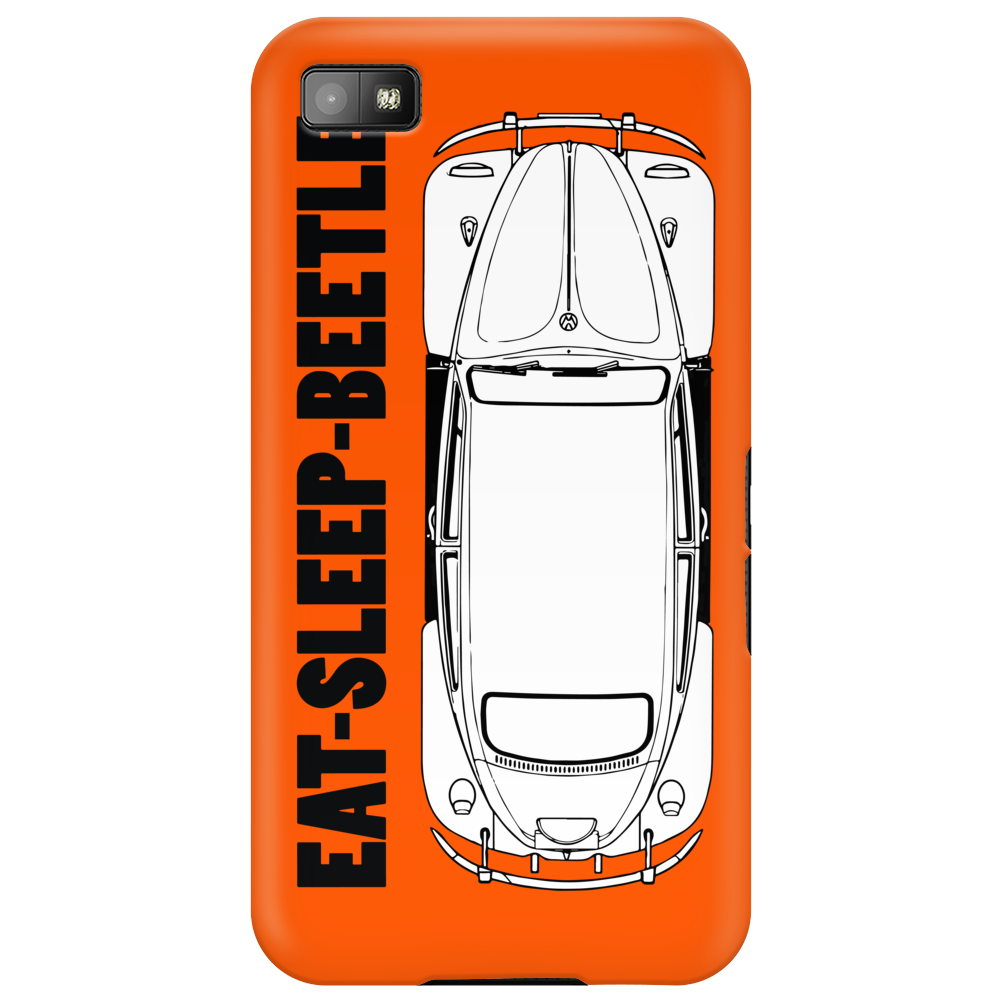 Eat Sleep Beetle Phone Case