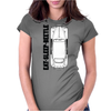 Eat Sleep Beetle Womens Fitted T-Shirt