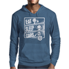 Eat Sleep Cars Mens Hoodie