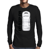 Eat Sleep Evo Mens Long Sleeve T-Shirt