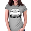 Eat Sleep Jetta Womens Fitted T-Shirt