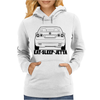 Eat Sleep Jetta Womens Hoodie