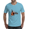 Eat sleep play T-shirt, basketball, love Mens T-Shirt