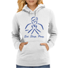 Eat, Sleep, Pray Womens Hoodie